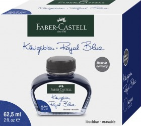 Atrament FaberCastell Royal Blue (62,5 ml)