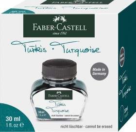 Atrament Faber-Castell Turkus (30 ml)