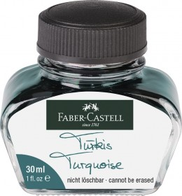 Atrament FaberCastell Turkus (30 ml)
